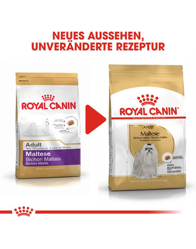 ROYAL CANIN Maltese Adult Hundefutter trocken 1,5 kg
