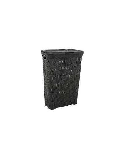 CURVER STYLE Wäschebox, 40 Liter Anthrazit 52713