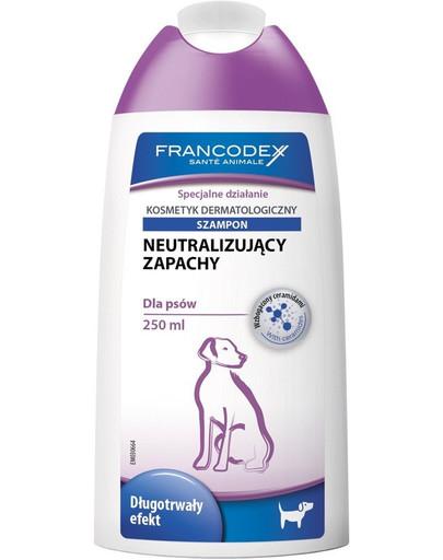 FRANCODEX Shampoo für Hunde Geruchsentferner 250 ml 44755