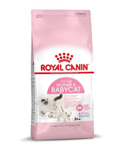 ROYAL CANIN MOTHER & BABYCAT Katzenfutter für tragende Katzen und Kitten 2 kg