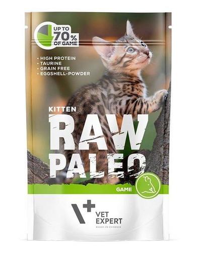 VETEXPERT Katzen-Nassfutter Raw Paleo Kitten Wild 100G 52795