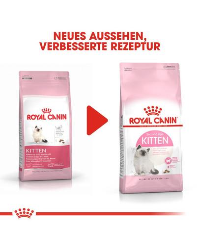 ROYAL CANIN KITTEN Trockenfutter für Kätzchen 2 kg