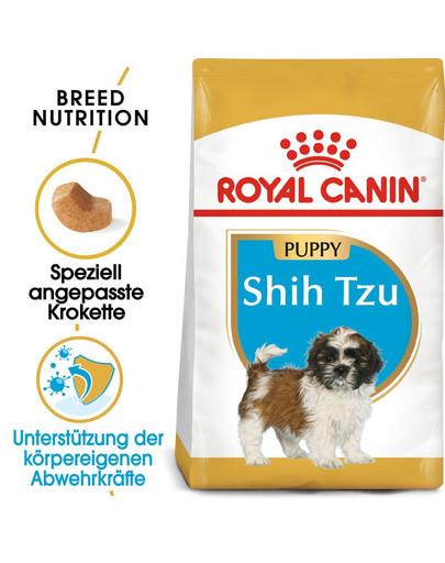 ROYAL CANIN Shih Tzu Puppy Welpenfutter trocken 500 g 4702