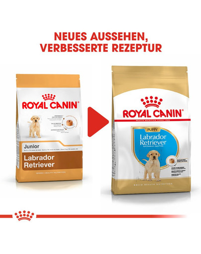 ROYAL CANIN Labrador Retriever Puppy Welpenfutter trocken 12 kg