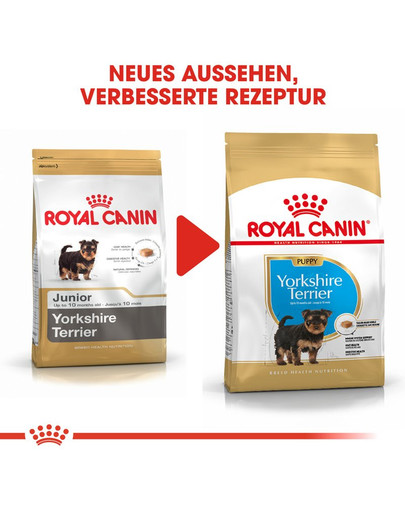 ROYAL CANIN Yorkshire Terrier Puppy Welpenfutter trocken 1,5 kg