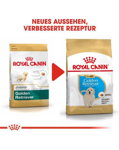 ROYAL CANIN Golden Retriever Puppy Welpenfutter trocken 12 kg