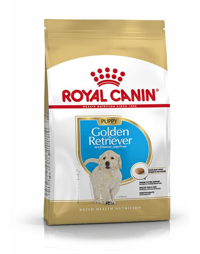 ROYAL CANIN Golden Retriever Puppy Welpenfutter trocken 3 kg