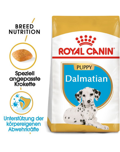 ROYAL CANIN Dalmatian Puppy Welpenfutter für Dalmatiner 12 kg 50332