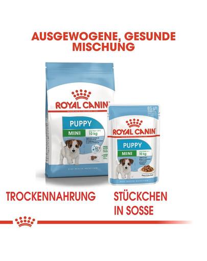 ROYAL CANIN MINI Puppy Welpenfutter trocken für kleine Hunde 8 kg