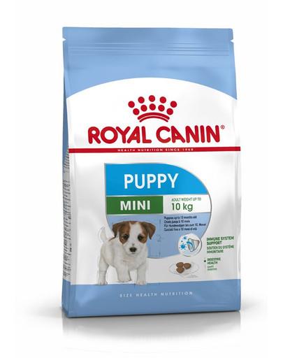 ROYAL CANIN MINI Puppy Welpenfutter trocken für kleine Hunde 800 g
