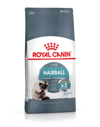 ROYAL CANIN Hairball Care Katzenfutter trocken gegen Haarballen 400 g