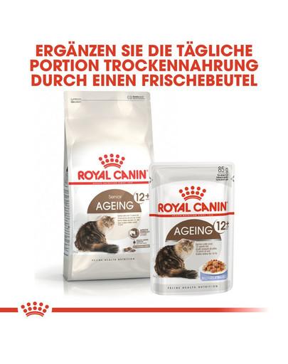 ROYAL CANIN AGEING 12+ Trockenfutter für ältere Katzen 2 kg