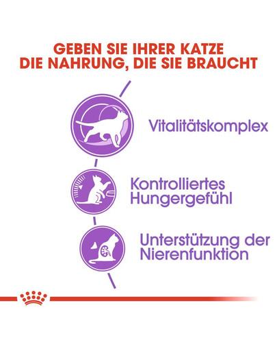 ROYAL CANIN STERILISED 7+ Appetite Control für ältere kastrierte Katzen 1,5 kg