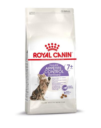 ROYAL CANIN STERILISED 7+ Appetite Control für ältere kastrierte Katzen 400 g