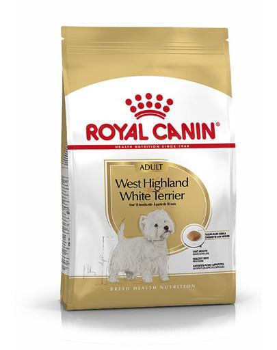 ROYAL CANIN West Highland White Terrier Adult Hundefutter trocken 500 g