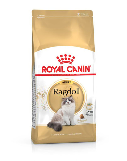 ROYAL CANIN Ragdoll Adult Katzenfutter trocken 400 g