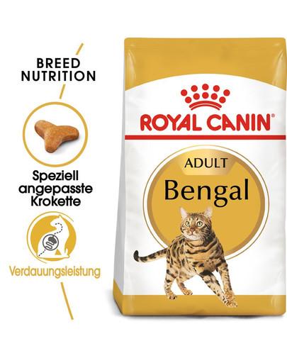 ROYAL CANIN Bengal Adult Katzenfutter trocken 400 g 38217