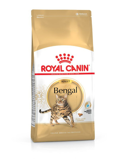 ROYAL CANIN Bengal Adult Katzenfutter trocken 400 g