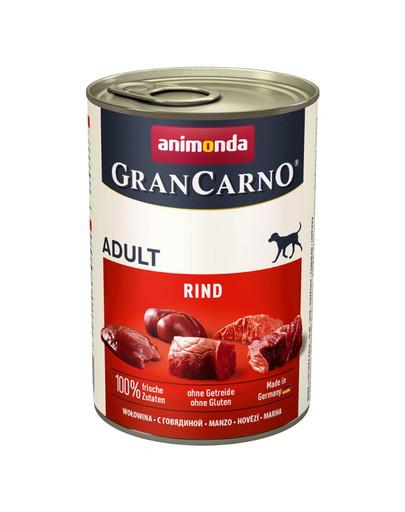 ANIMONDA GranCarno Original Adult RIND PUR 400 g