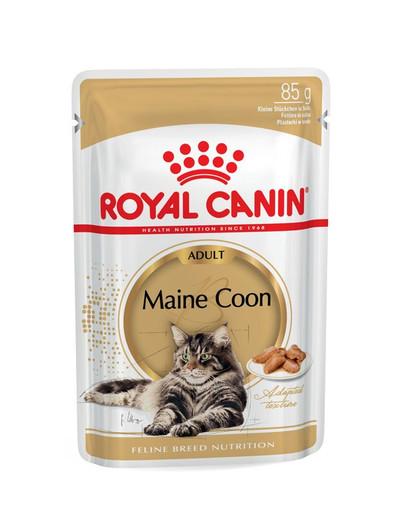 ROYAL CANIN Maine Coon Adult Katzenfutter nass 12 x 85 g