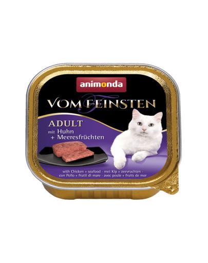 ANIMONDA Vom Feinsten Adult MIT HUHN + MEERESFRÜCHTEN 100 g 46366