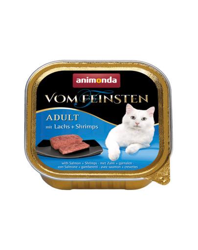 ANIMONDA Vom Feinsten Adult MIT LACHS + SHRIMPS 100 g