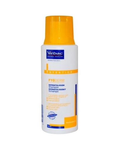 VIRBAC PYODERM Dermatologisches Shampoo 200 ml 52317