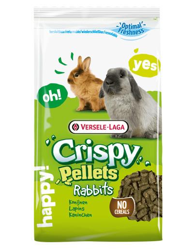 VERSELE-LAGA CRISPY PELLETS Rabbits für Kaninchen 25 kg