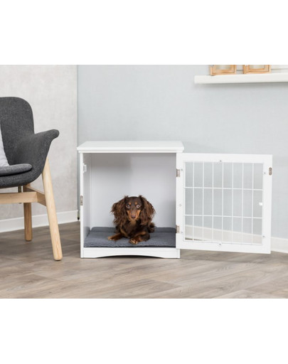 TRIXIE Home Kennel M: 73 × 53 × 53 cm 54125