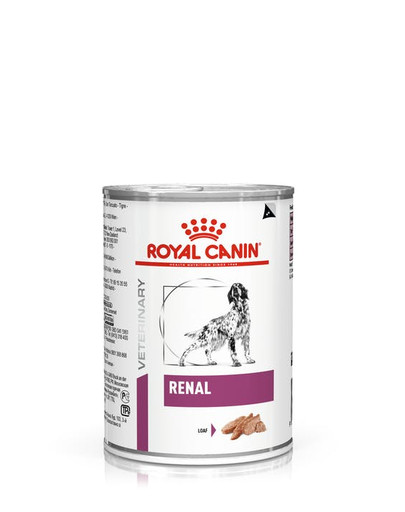 ROYAL CANIN Dog RENAL Wet Dose 420 g