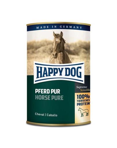 HAPPY DOG Pferd Pur 400 g 54842