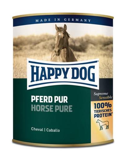 HAPPY DOG Pferd Pur 800 g 54843