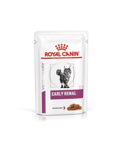 ROYAL CANIN Cat Early Renal für ausgewachsene Katzen 12 x 85g 54753