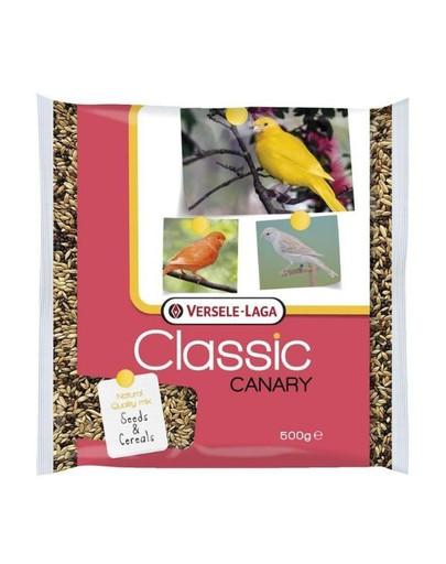 VERSELE-LAGA CANARY CLASSIC 500G - KANARIENVOGEL FUTTER 55532