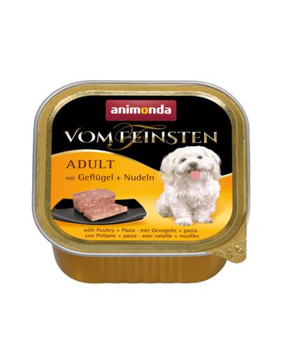 ANIMONDA Vom Feinsten Geflügel + Nudeln 5 x 150 g 55330
