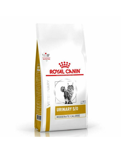 ROYAL CANIN Urinary S/O moderate calorie 9 kg