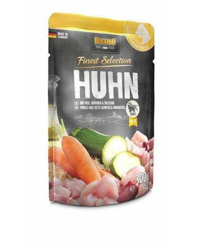 BELCANDO Huhn mit Reis und Zucchini & Möhren 300 g
