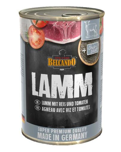 BELCANDO Lamm mit Reis & Tomaten 400 g