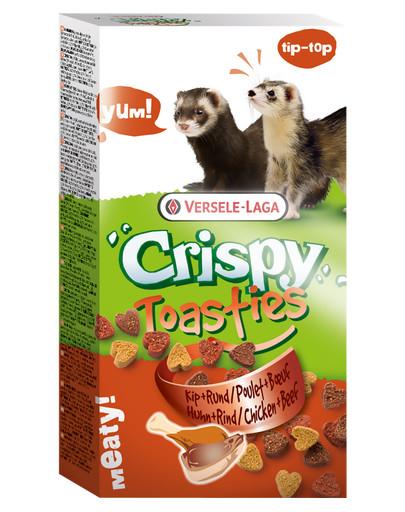 VERSELE-LAGA Crispy Toasties Ferret 150g