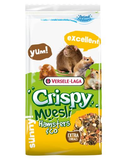 VERSELE-LAGA Crispy Muesli Hamster & Co 20 kg